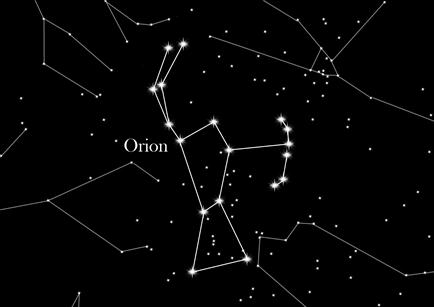 Orion Tähtikuvio