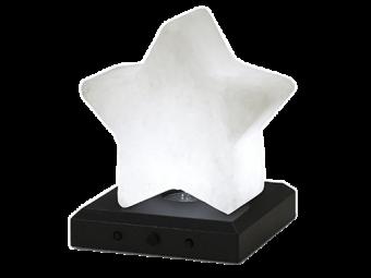 Hvězda ze solného krystalu