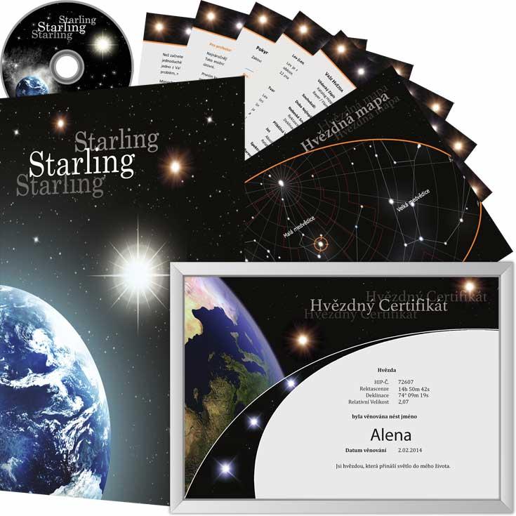Koupit hvězdu package